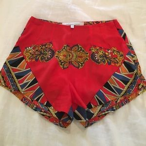 Lovers + friends shorts